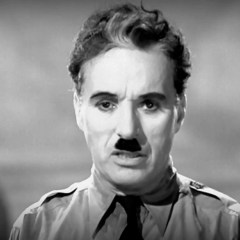The Greatest Speech Ever Delivered By Charlie Chaplin From The Movie The Great Dictator