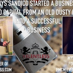 How Mys Sandico of PMCM Events Management Started Her Business With Zero Capital In An Old Dusty Room And Built It Into A Successful Business Interview