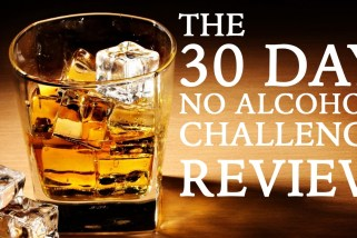 The 30 Day No Alcohol Challenge By James Swamwick Review