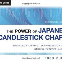The Power of Japanese Candlestick Charts by Fred Tam Book Review and Takeaways