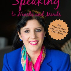 Speaking to Hearts and Minds by Anna Perdriau Book Review
