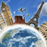 The Top Quotes on Travelling Around The World