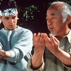 The Top quotes from Mr Miyagi from the Karate Kid