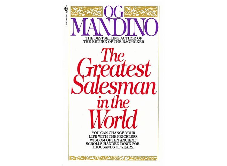 The Top Inspirational Quotes From The Book The Greatest Salesman In