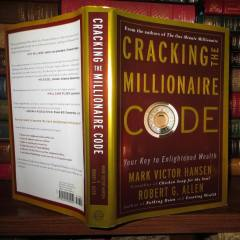 The Top Inspirational Quotes From The Book Cracking the Millionaire Code by Mark Victor Hansen