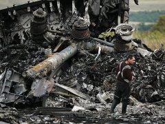 Катастрофа Boeing 777: украинские силовики допускают версию ошибки на военных учениях