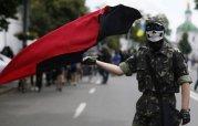«Правый сектор»: Берём пулеметы, автоматы, «мухи» и идём гнать Порошенко(Видео)