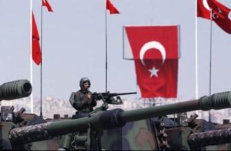 турецкая армия обстреляла Курдские деревни, где находятся мирные жители
