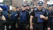Возле Апелляционного суда Киева произошли стычки