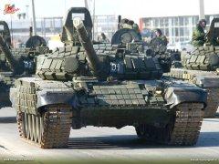 Неубиваемый Т-72: Русский танк в Алеппо выдержал попадание двух американских ракет (ВИДЕО)