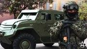 В Москве спецназ брал штурмом дом криминального авторитета (Видео)