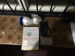 В Тверской области задержан подозреваемый с крупной партией синтетического наркотика