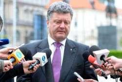 Порошенко не сомневается: Крым будет выбирать президента Украины (ВИДЕО)