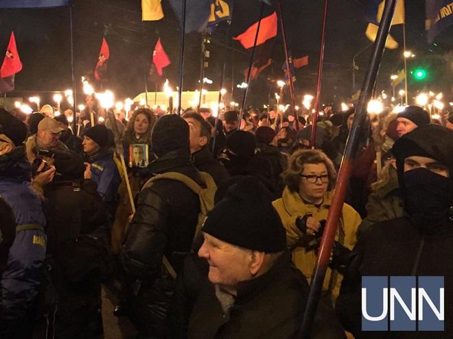 Марш нацистов в Киеве 2019 (Фото и видео отчет)