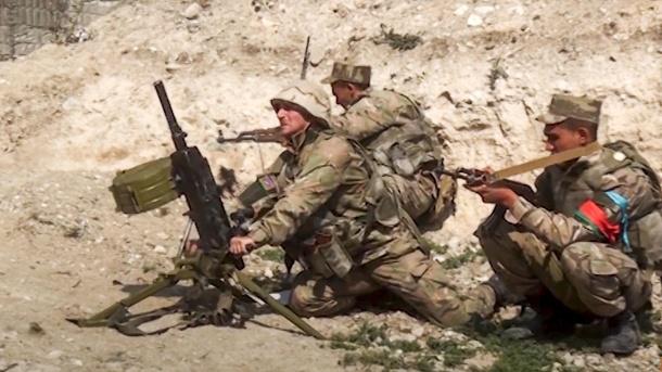 Война за Нагорный Карабах