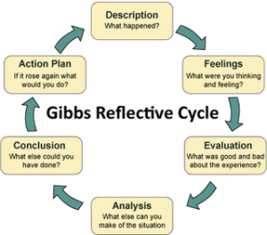 Gibb's reflective cycle