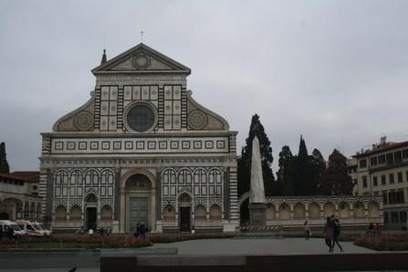 La asilica di Santa Maria Novella