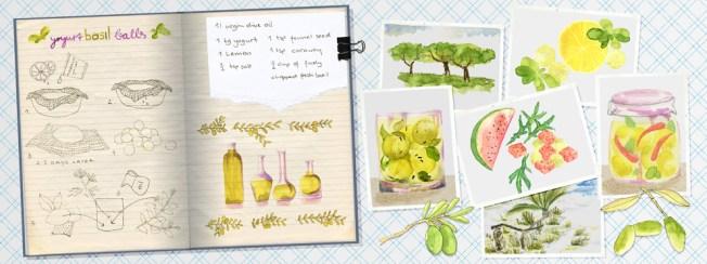 illustration_by_youdesignme-yogurt-basil-balls