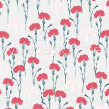 pink-carnation-on-pale-blue