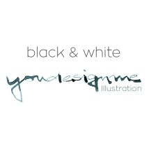 ydm_black and white