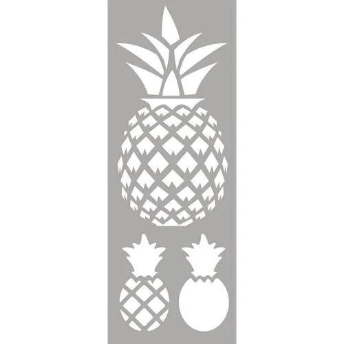 Papierservietten Ananas 33 X 33 Cm 20 Stuck Online Kaufen
