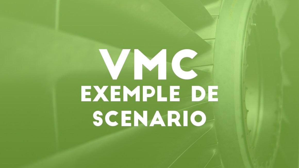 VMC Jeedom un exemple de scénario