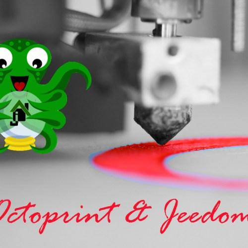 Octoprint et Jeedom