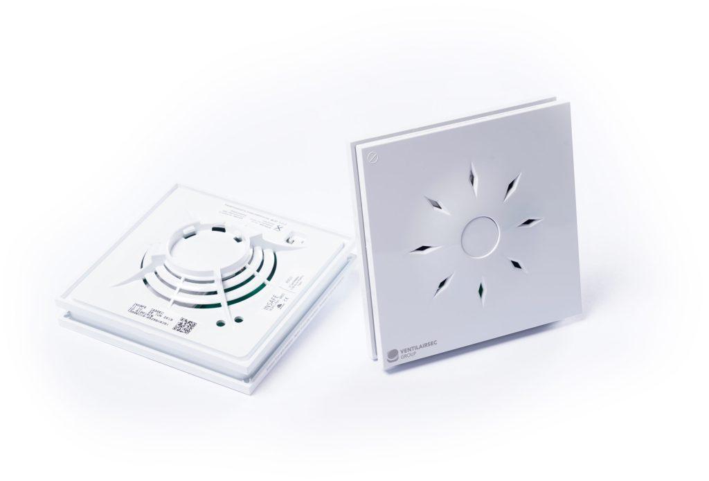 capteurs d'humidité et de qualité d'air