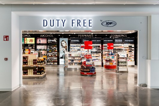 DutyFree airport shop