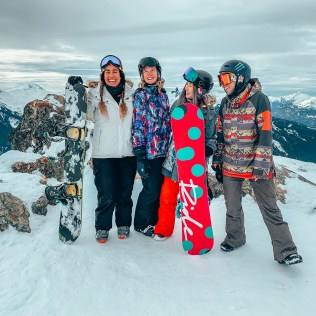 How To Ski Whistler On A Budget