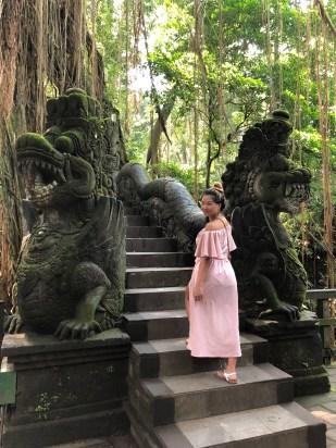 Sacred Monkey Sanctuary Bali
