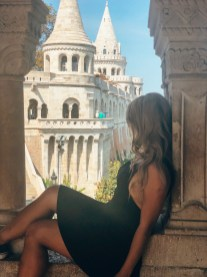 Fisherman's Bastion Budget Travel Guide To Budapest