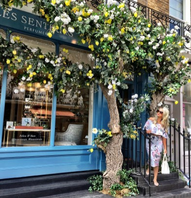 Les Senteurs Top London Floral Instagram Locations