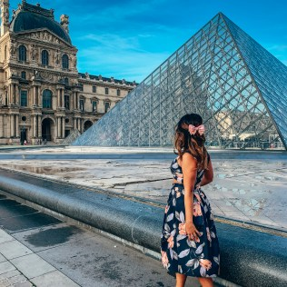 louvre museums budget travel to paris