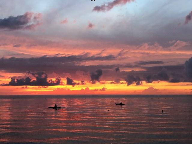 Oslob Sunrise budget travel guide to manila & cebu