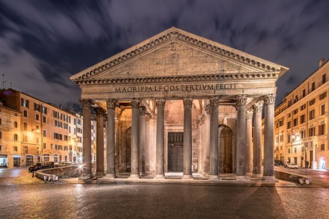 Pantheon explore rome on a budget