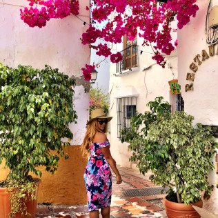 old town marbella 4 days in south of spain