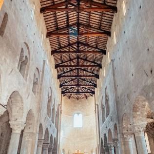 church Abbazia di Sant'Antimo