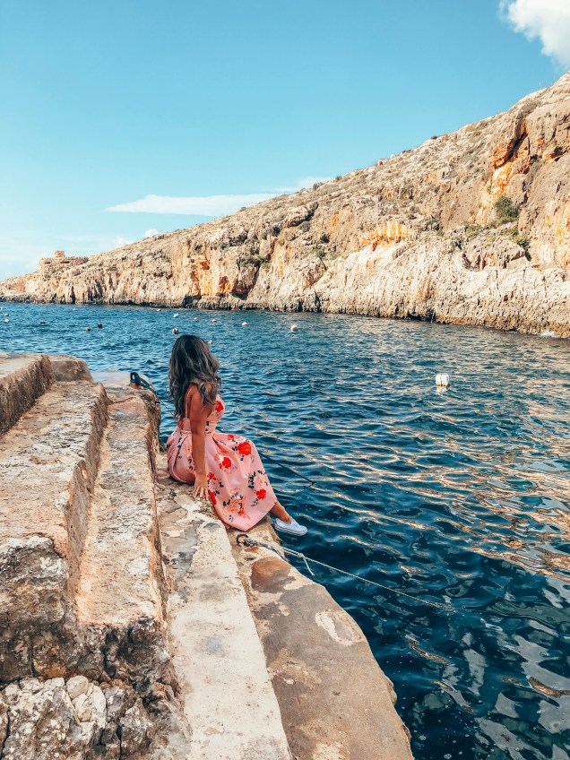 blue grotto How To Travel Around Malta On A Budget