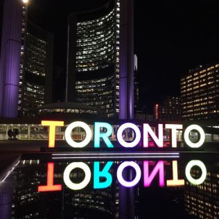 nathan phillips square Budget Travel Guide To Toronto