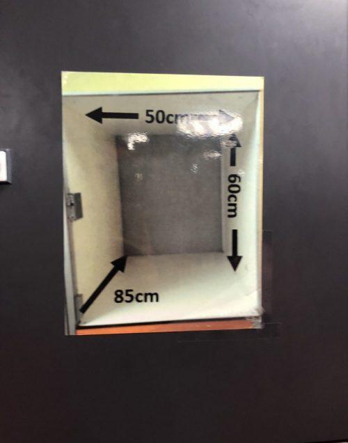 Locker Dimensions
