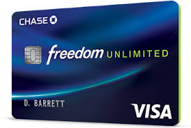 Chase Freedom Unlimited