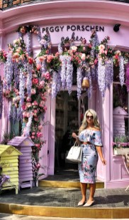 Peggy Porschen Top London Floral Instagram Locations