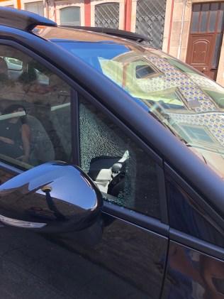 is porto safe? car break in