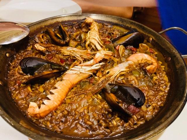 la fonda tapas restaurant barcelona