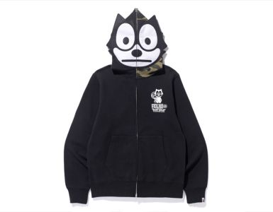 A Bathing Ape x Felix The Cat Collaboration ydpmc 1