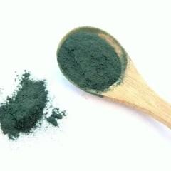 What does spirulina taste like?