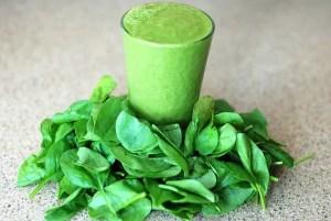 Spirulina Green Smoothie for better taste