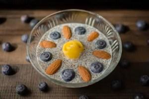 Chia Seed Pudding Bowl