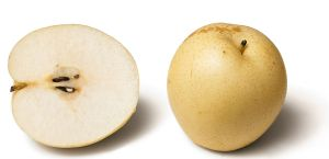 Asian Pear fruit that starts with A